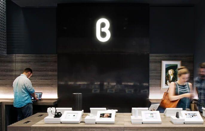 B8ta store New York