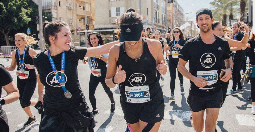 Adidas runners social media